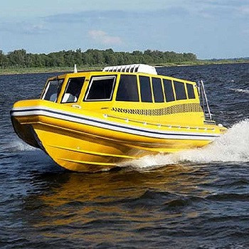 طراحی تاکسیهای دریایی