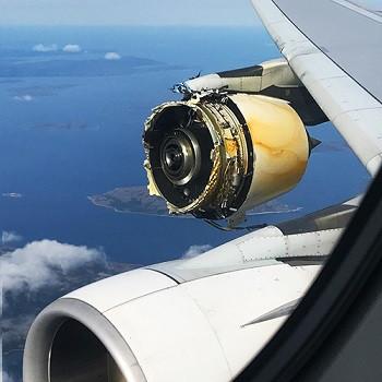 خنک شدن موتور هواپیما