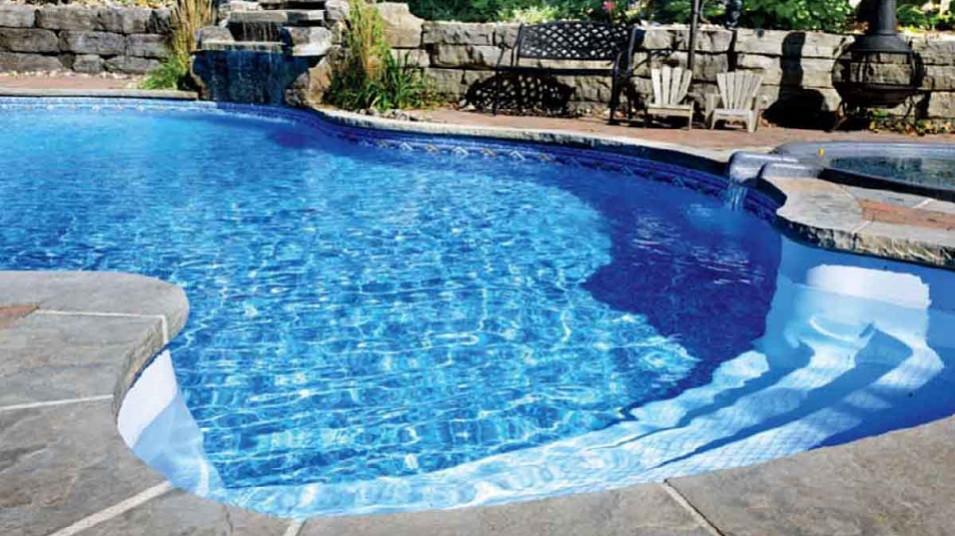 استفاده از گرافن در استخرهای شنا