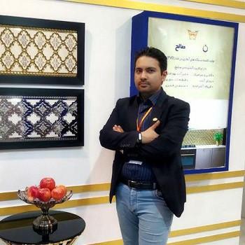 مصاحبه با مدیر بازرگانی شرکت یارنیکان صالح