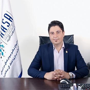 احمد شریفنیا